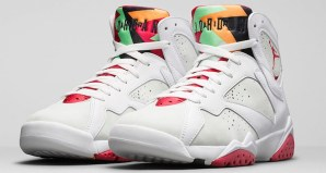 Air Jordan 7 Hare Official Images