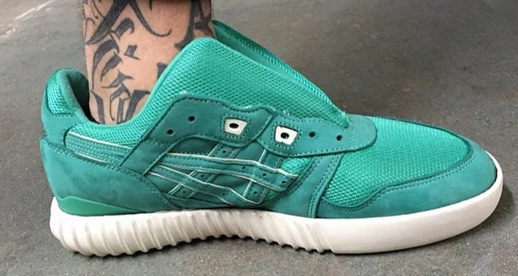 competitive price 8d939 f777a ASICS Gel Lyte III x adidas Yeezy Boost