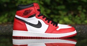 Check out a Detailed Look at the Air Jordan 1 Retro High OG Varsity Red