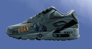 "Check out PEL's Commemorative ""We Were There"" Nike Air Max 90 Illustrations"