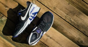 Nike Air Stab Black/Summit White Available Now