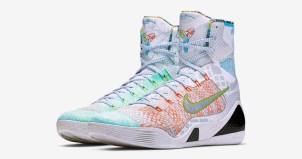 Nike Kobe 9 Elite Premium What The Kobe