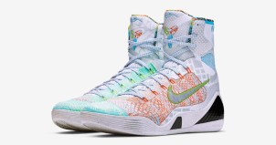 "online retailer e14a1 1e795 Nike Kobe 9 Elite Premium ""What The Kobe"" Restock"