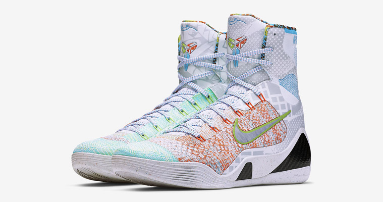 "c05bde51d00f Nike Kobe 9 Elite Premium ""What The Kobe"" Restock"