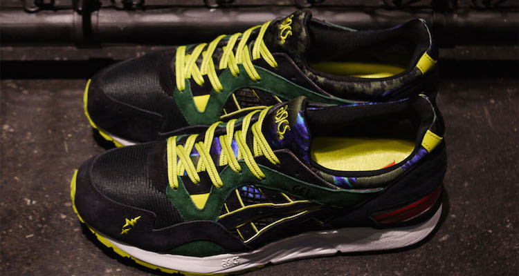 separation shoes 1aeea d8653 Whiz Limited x mita Sneakers x ASICS Gel Lyte V