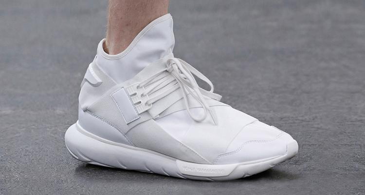Adidas y 3 Qasa alto