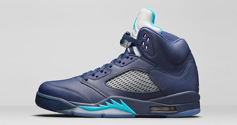 """Air Jordan 5 """"Pre Grape"""""""