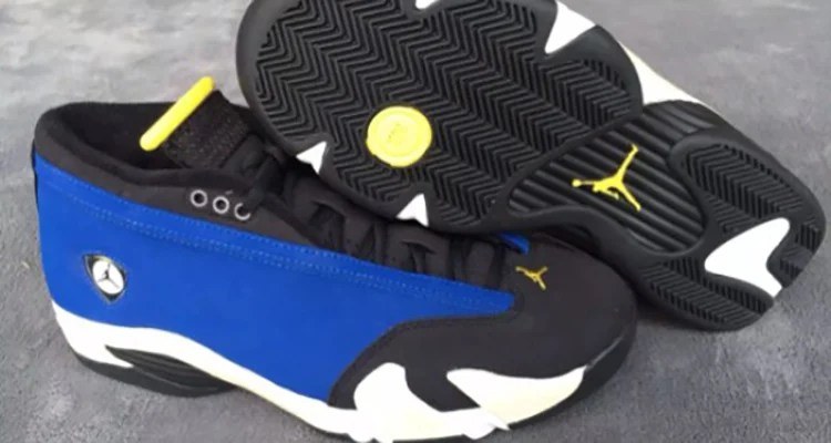 check out 5801e d58a9 Another Look at the Air Jordan 14 Low