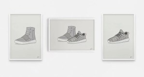 KickPosters Yeezy Boost Collection