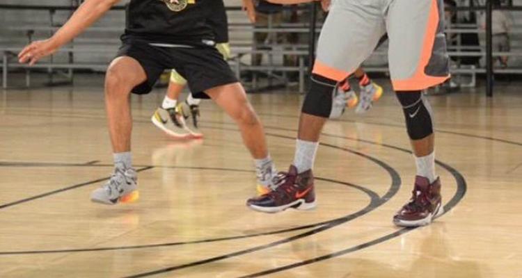 d08130f42c2 LeBron James Debuts the Nike LeBron 13