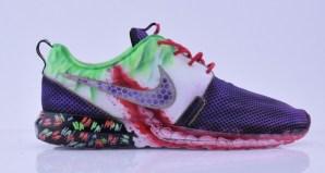 Nike Roshe Run NM Joker Custom by Kickasso Kustoms