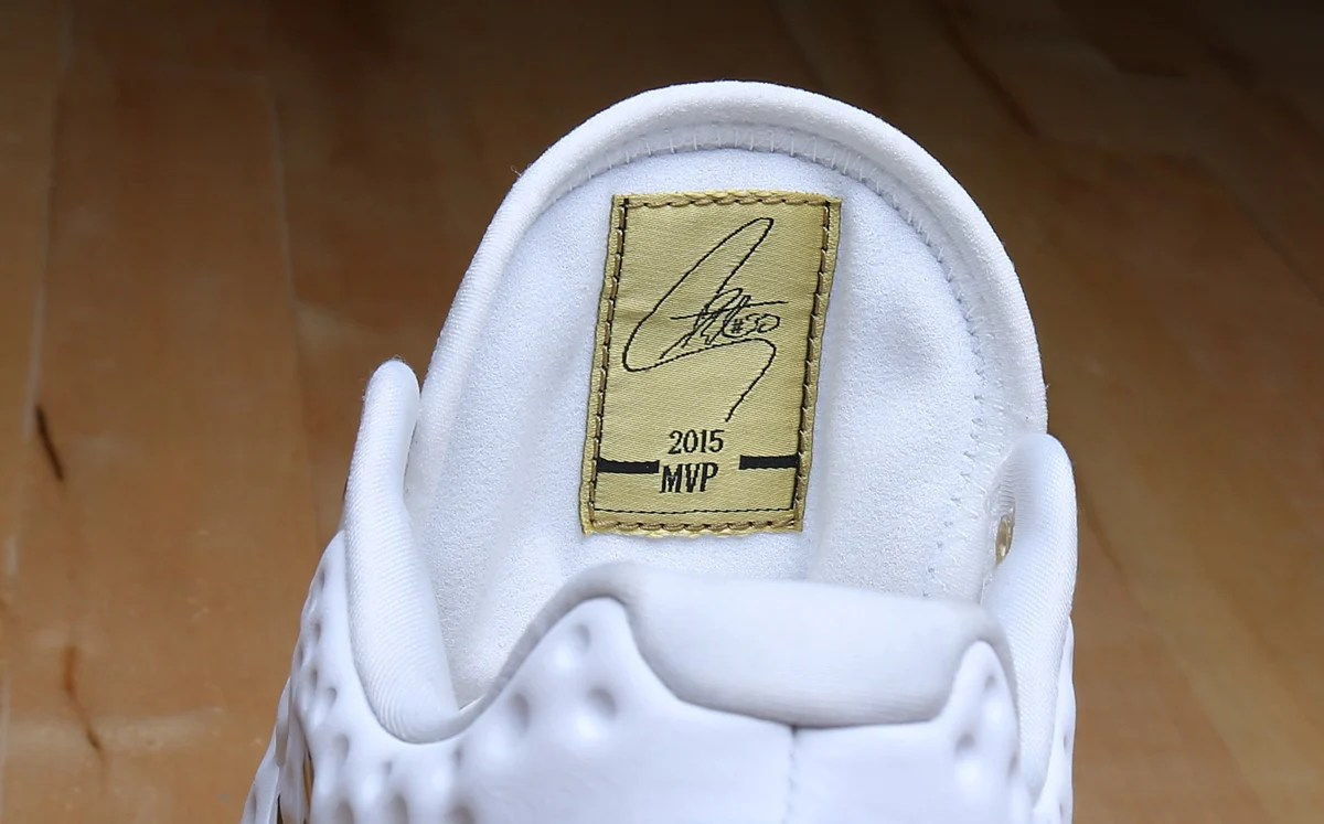 """low priced aff4b a8c2e Exclusive    Stephen Curry s """"Friends   Family   MVP"""" Under Armour Curry  One Low"""