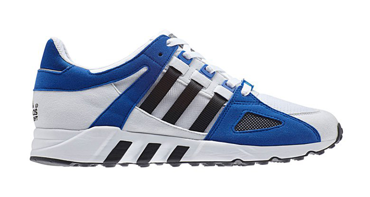 """huge selection of 5dac5 735b9 adidas EQT Guidance 93 OG """"Blue"""" Returns This Month"""