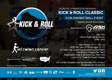 Kick & Roll Classic 3-on-3 Basketball Event 2015