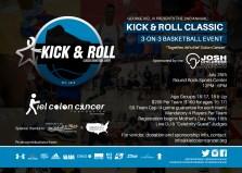 Kick & Roll Classic 3-on-3 Basketball Event 2015