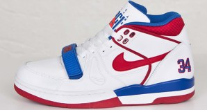 "separation shoes a8f4d ef250 Nike Air Alpha Force II ""76ers"""