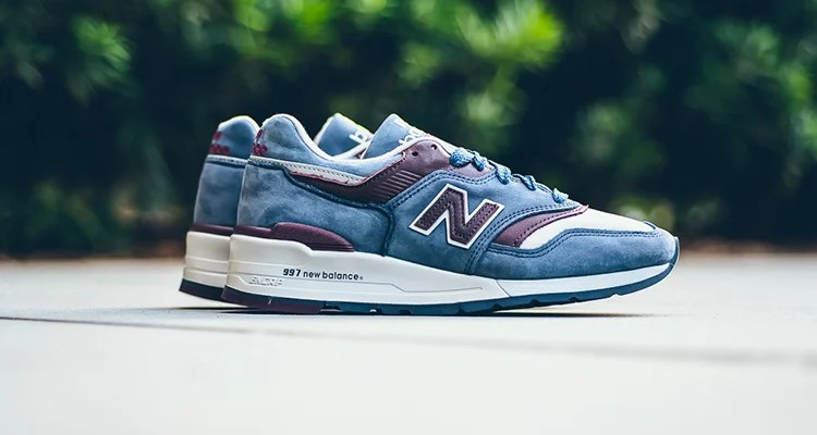 "check out e5916 3ebd2 New Balance 997 ""Distinct Mid-Century Modern"" Available Now"