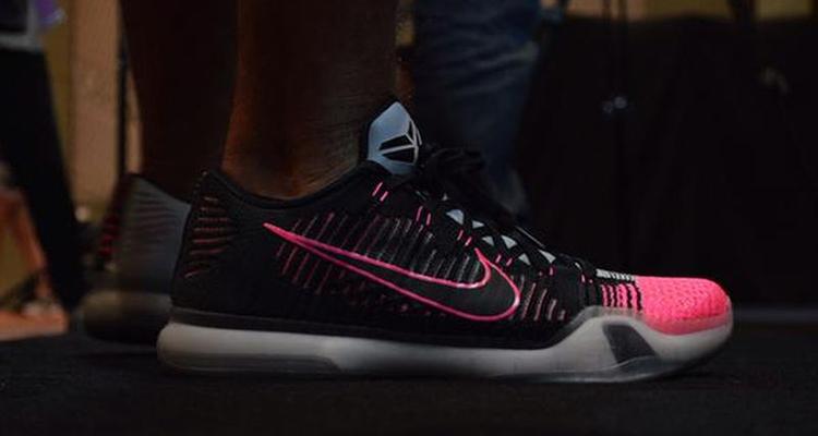 "online retailer 408e8 abff7 Nike Kobe 10 Elite Low ""Think Pink"""