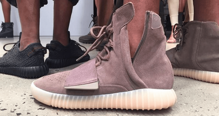 more photos cdd0f 512ba First Look // adidas Yeezy Boost 750 from Yeezy Season 2 ...