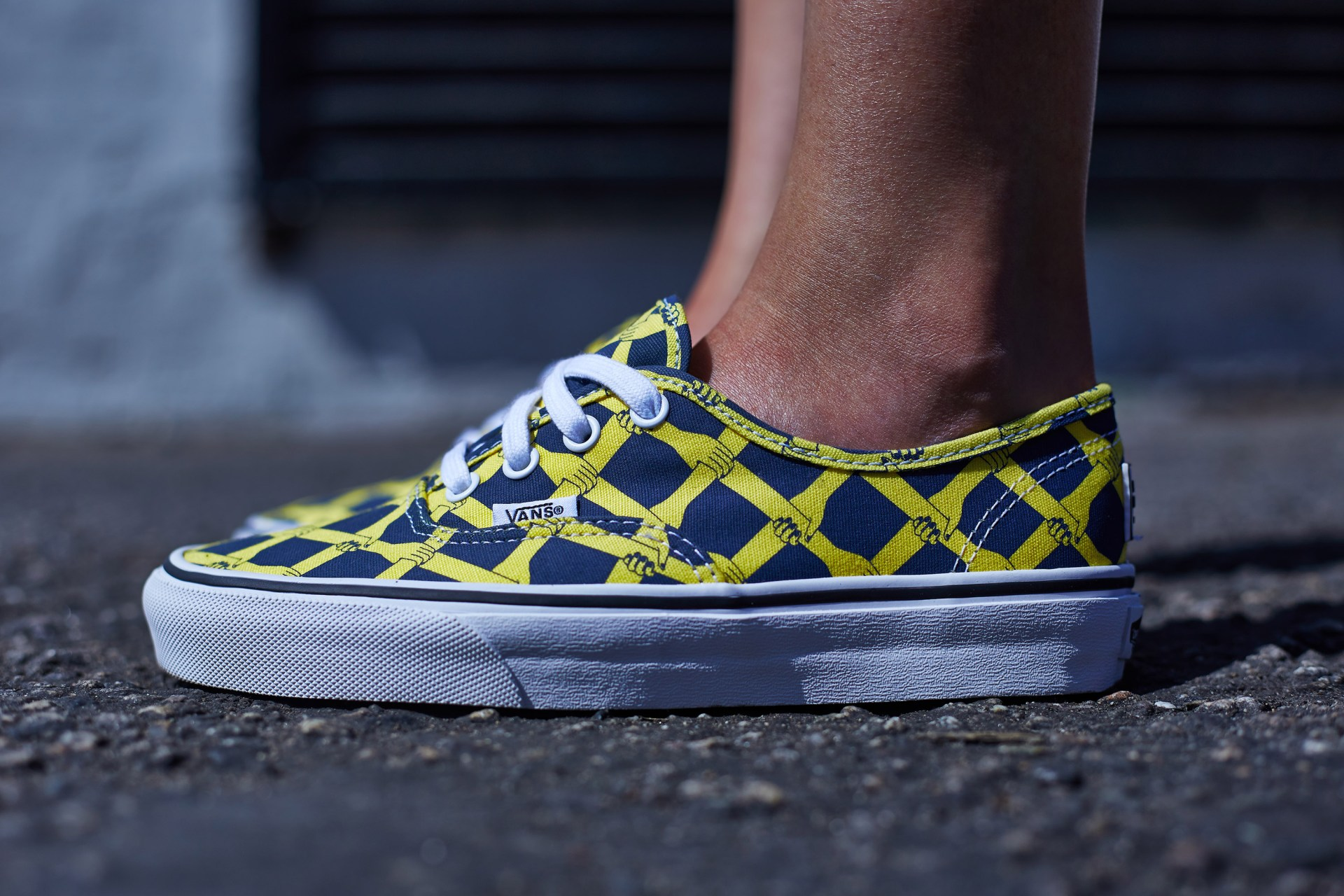 512f553b8b1 On-Foot Look    Opening Ceremony x Vans Authentic Pt. 2