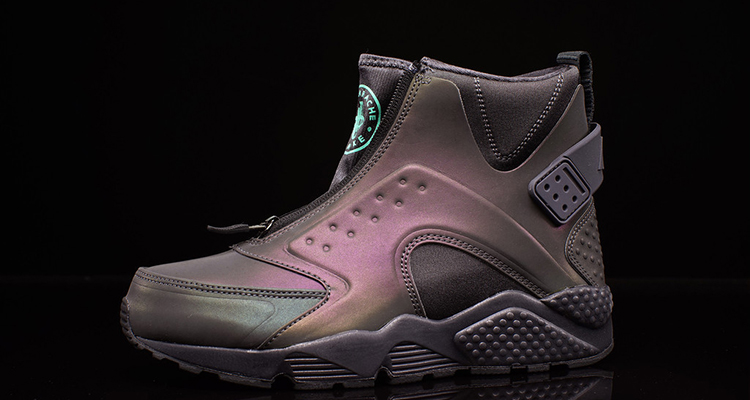 "sale retailer 31fd4 3a14e Nike Air Huarache Run Mid ""Iridescent"" Release Date"