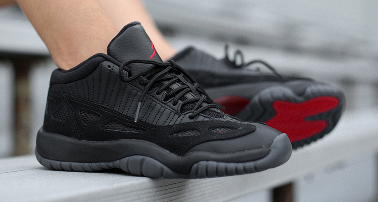 "The Air Jordan 11 IE Low ""Referee"" Drops Next Weekend 62aa5235455e"