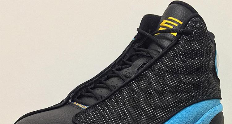 A First Look at Chris Paul s Air Jordan 13 PE Retail Release 38e8c7405