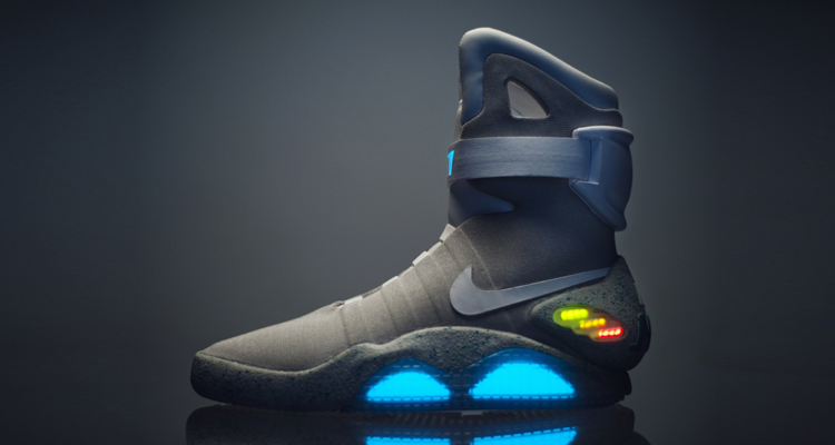 New Nike Shoes  Back To The Future