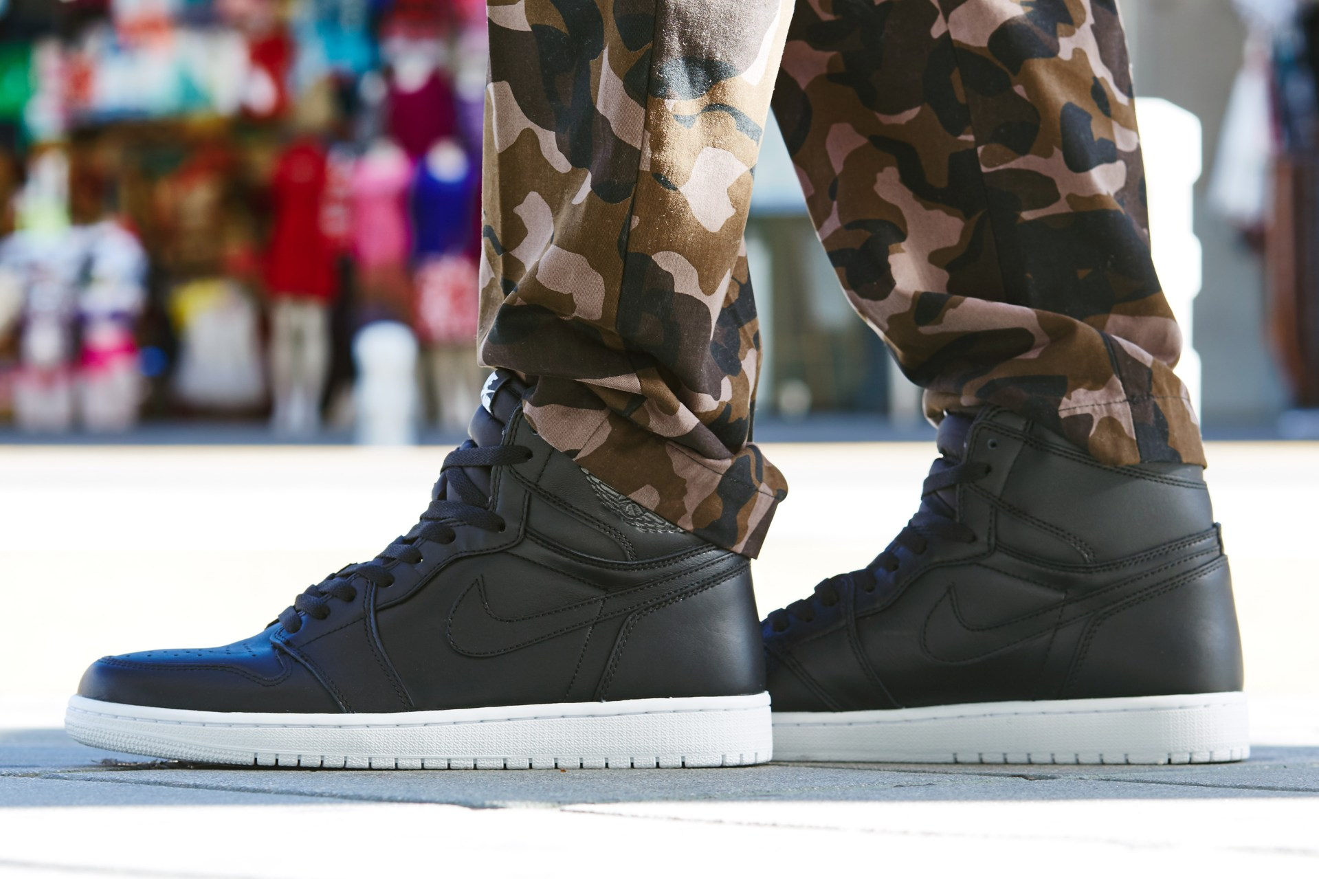 "super popular da3e3 e6940 On-Foot Look    Air Jordan 1 ""Cyber Monday"""
