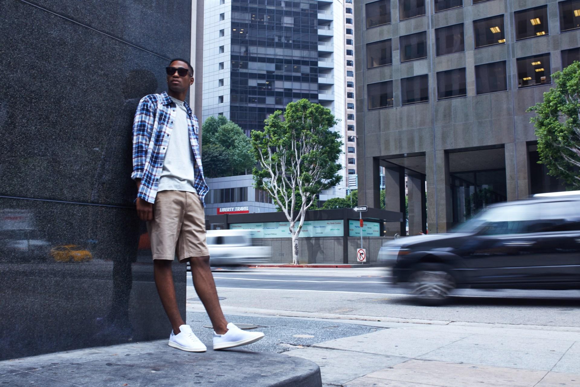 new arrival cb506 983a6 On-Foot Look // adidas Stan Smith Primeknit | Nice Kicks