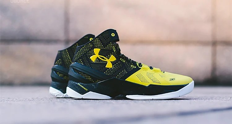 brand new 435c8 53b8f Under Armour Curry Two