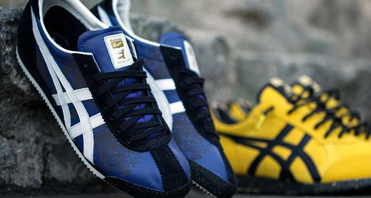 online store f1450 bf6a8 BAIT x Bruce Lee x Onitsuka Tiger Corsair