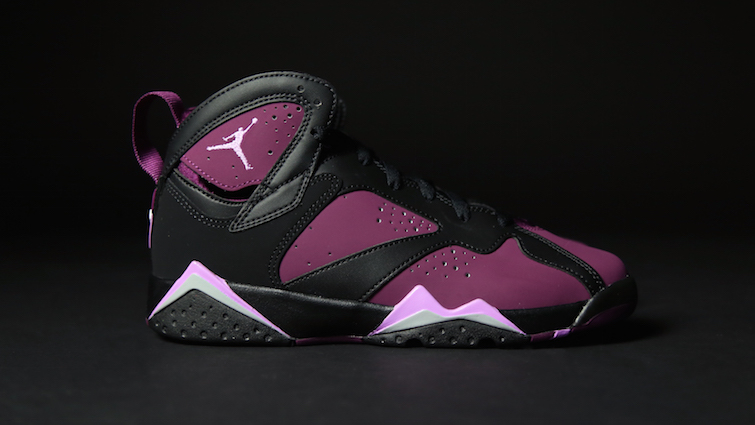 """finest selection ad1b6 c9661 Detailed Images    Air Jordan 7 GG """"Mulberry"""""""