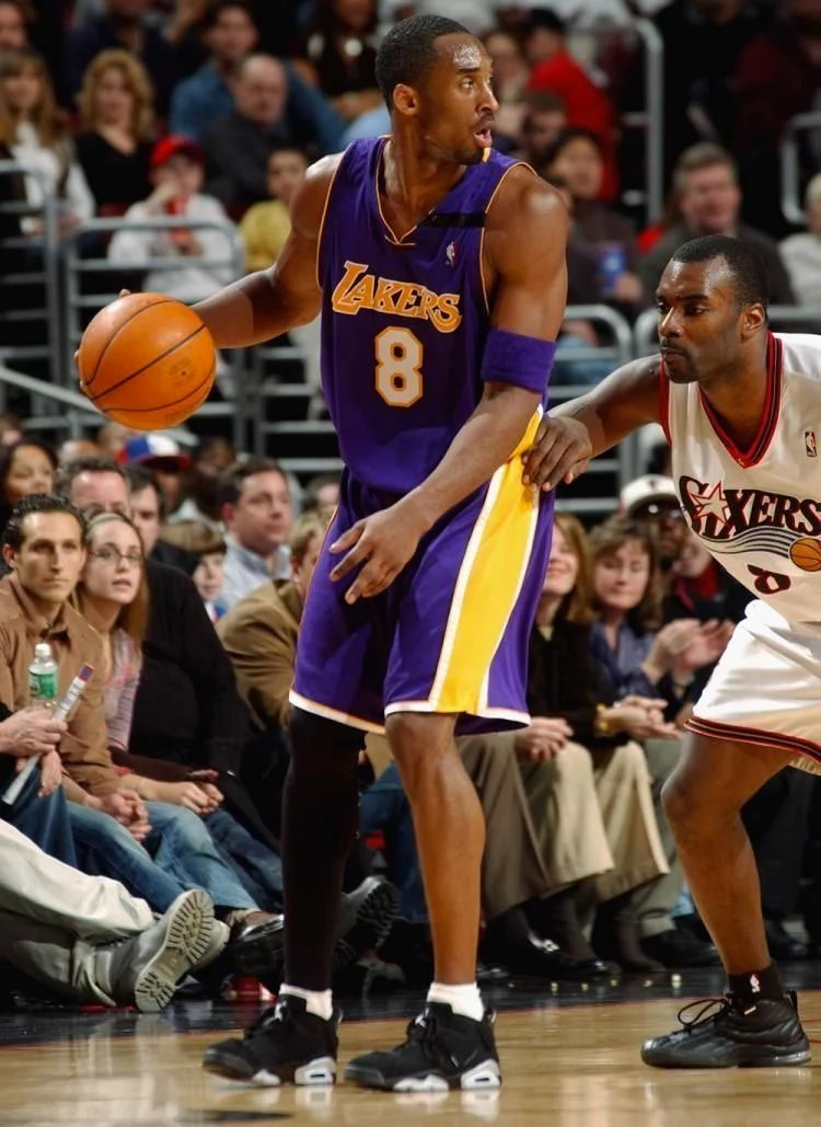 2ae4ba7657f854 Early on in Kobe Bryant s career he was marketed or painted as the  basketball genius with an affinity for culture ranging far beyond the  hardwood.