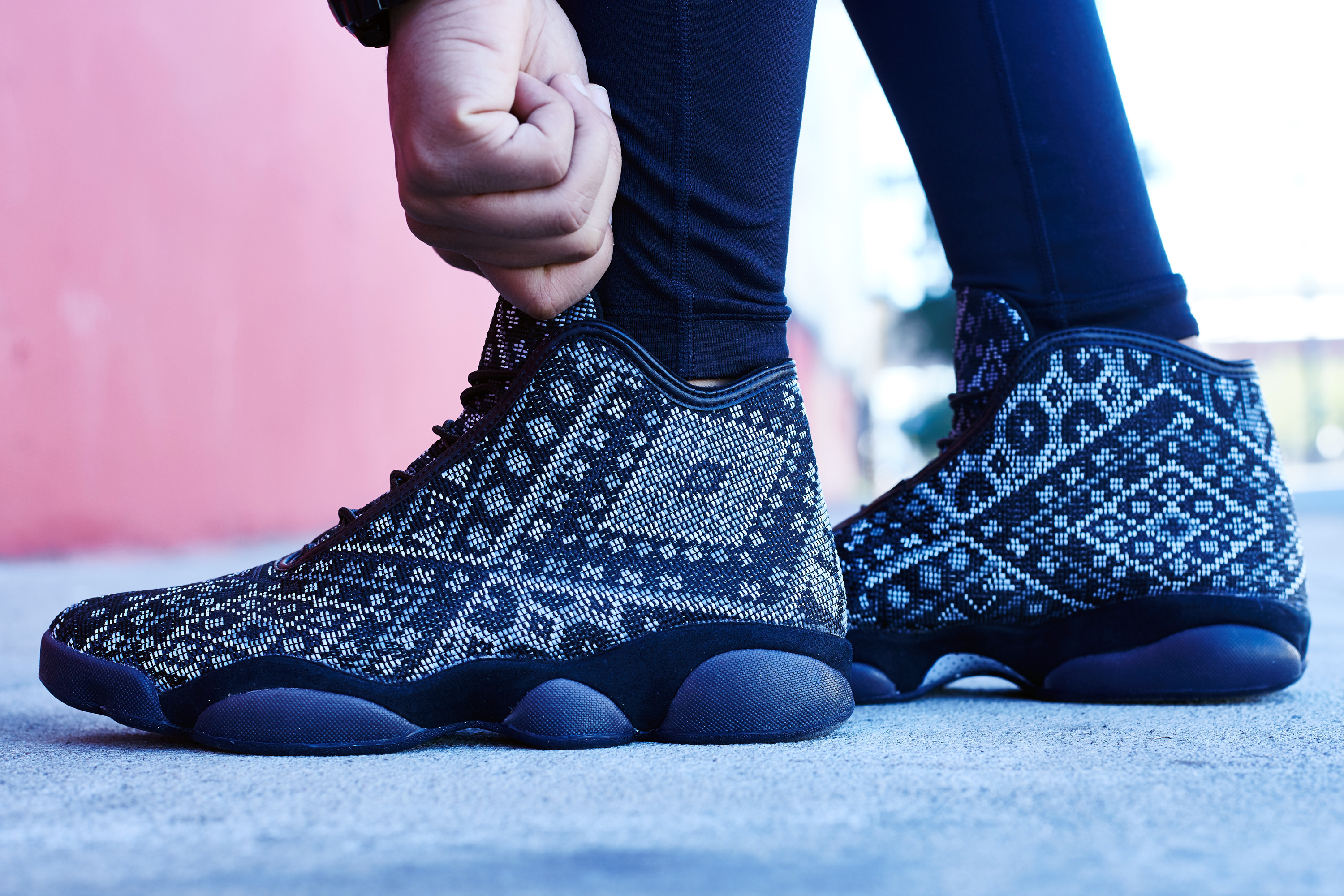 newest 16bf0 0864a On-Foot Look    Public School x Jordan Horizon   Nice Kicks