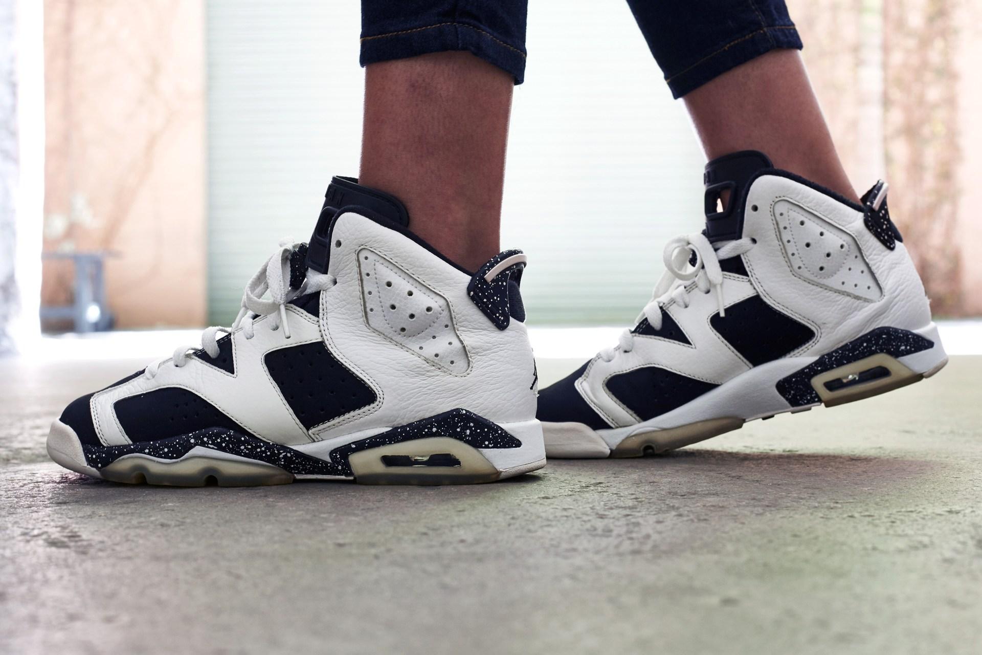 new style cb3d3 d3642 On-Foot Look // Air Jordan 6