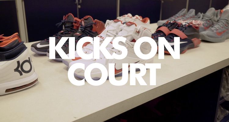 Kicks On Court Weekly University of Arizona