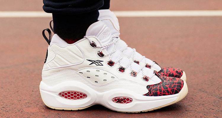 "7abb449ec91 Reebok Celebrates 20th Anniversary of the Reebok Question with This "" Prototype"""