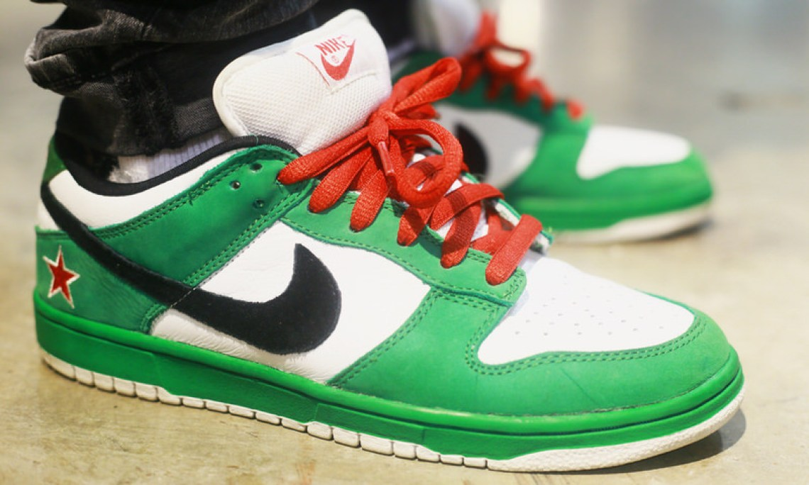 hot sale online c4230 ab84c Are the New Supreme Dunks Hot Fire or Hot Garbage? | Nice Kicks
