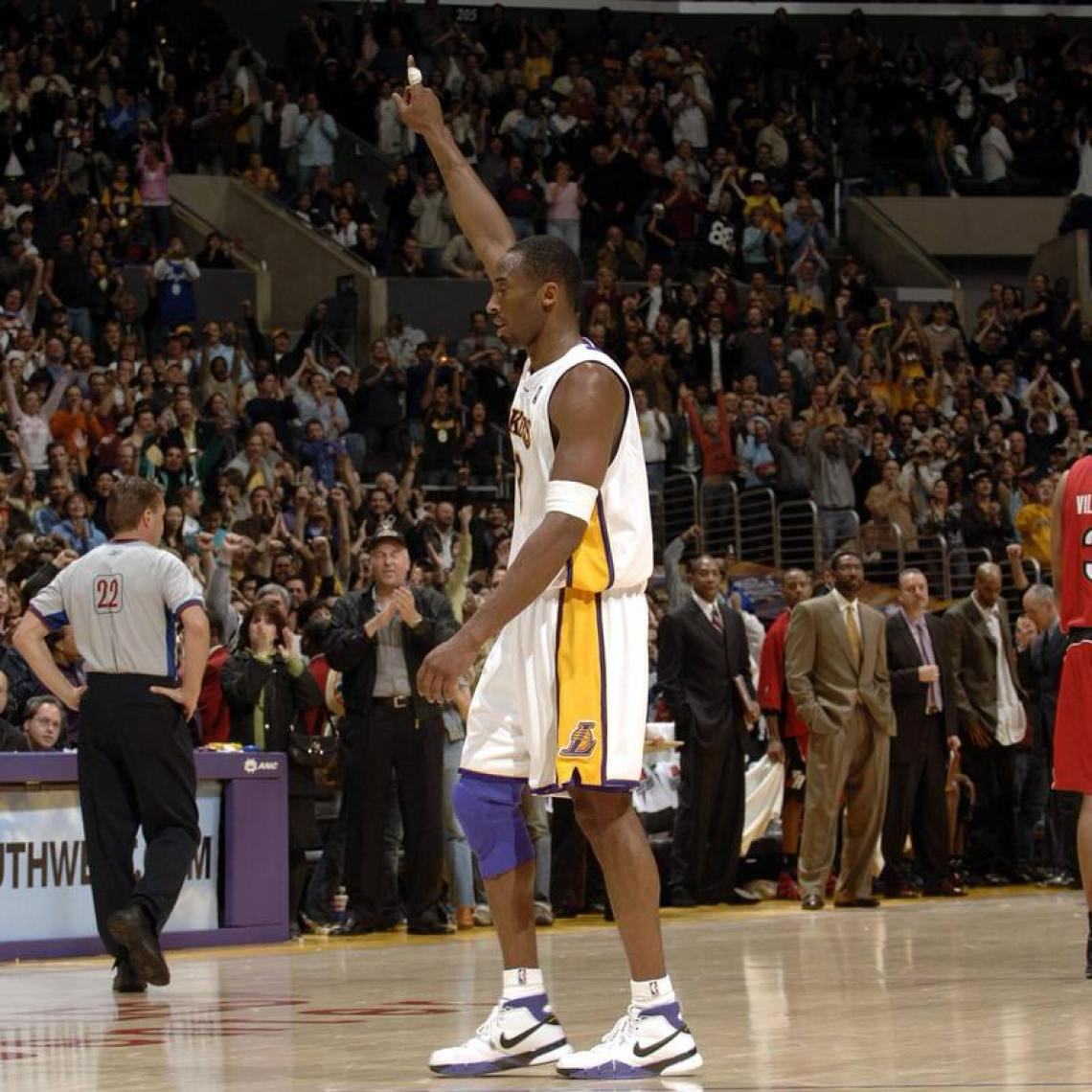 89037d66db5 Every Sneaker Kobe Bryant Played In