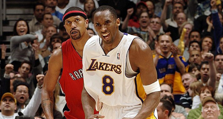This Day in Sneaker History // Kobe Bryant Drops 81 Points on the Raptors