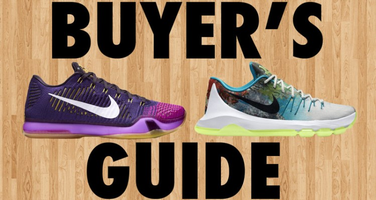 BUYER'S GUIDE NIKE BASKETBALL