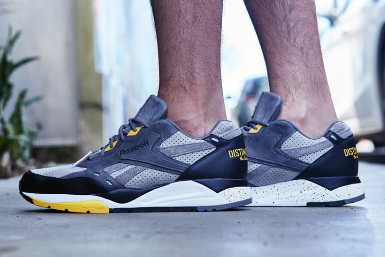"Distinct Life x Reebok Bolton ""Distinct Views Detroit"" On-Foot Look"