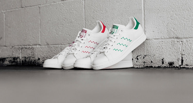 "low priced a9869 491e7 ... Available Now adidas Stan Smith ""Zig Zag"" Pack ..."