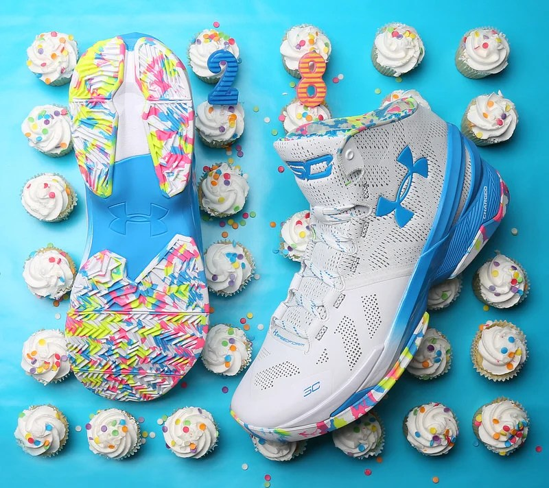 """In Detail // Stephen Curry's """"Surprise Party"""" Under Armour Curry Two"""