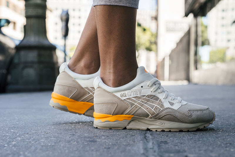 On Foot Look ASICS Gel Lyte V