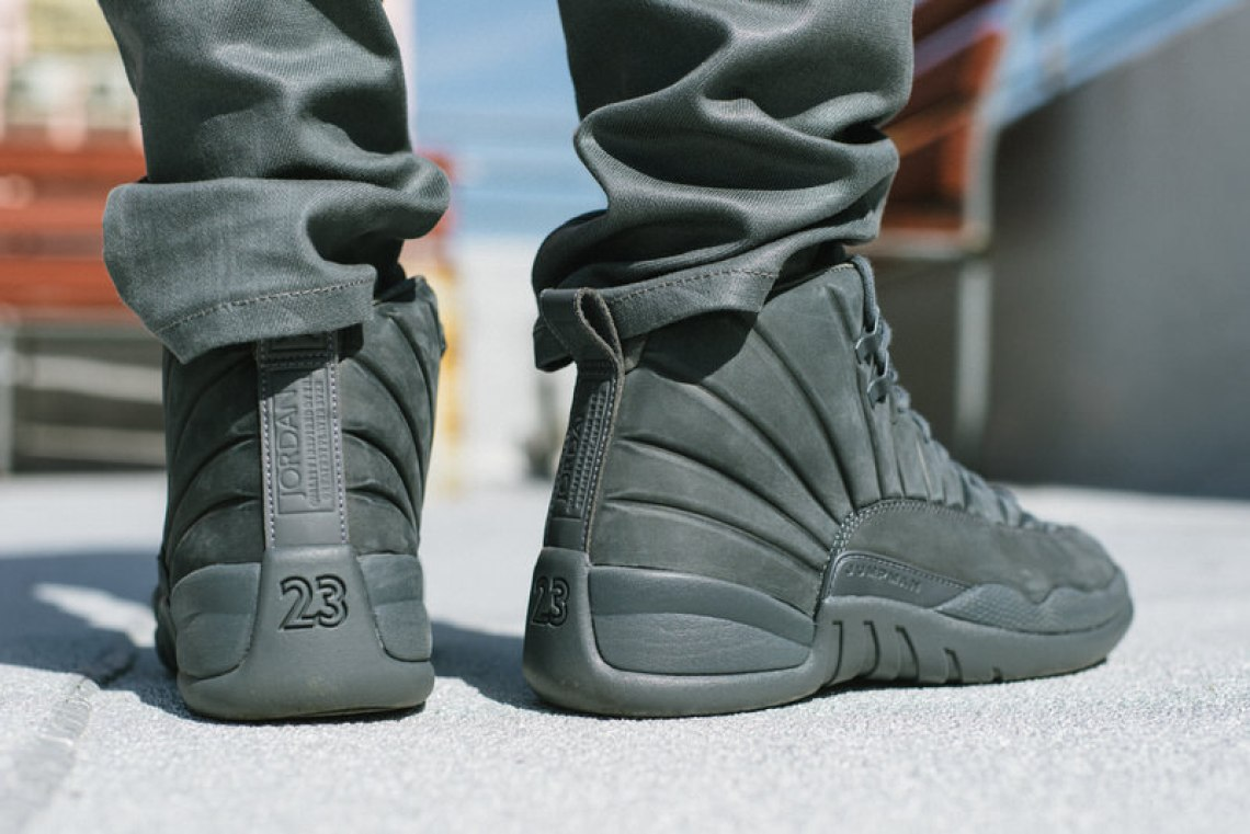 8af35d4ccb6 On-Foot Look    Public School x Air Jordan 12