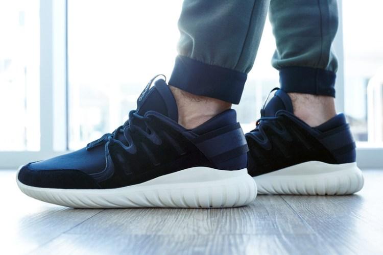 "adidas Tubular Nova ""Black"" On-Foot Look"