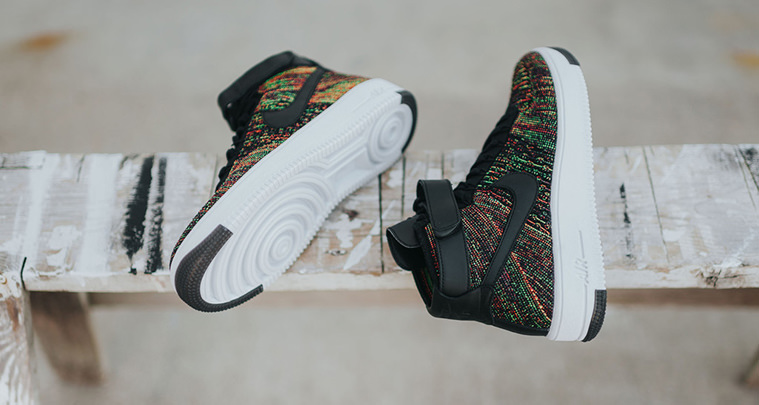 6c358ebdda66 This Nike Air Force 1 Ultra Flyknit Mid Just Released