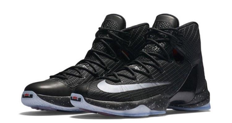 Nike LeBron 13 Elite Black